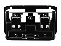 Samsung WMN-M21EA 75Zoll Schwarz Flachbildschrim-Wandhalter (Schwarz)