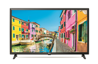 LG 32LJ610V 32Zoll Full HD Smart-TV WLAN Schwarz LED-Fernseher (Schwarz)