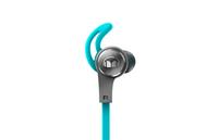 Monster Cable iSport Achieve Blau im Ohr im Ohr Kopfhörer (Blau)