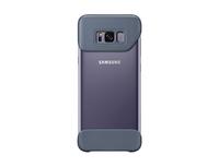 Samsung EF-MG955C 6.2Zoll Handy-Abdeckung Grün, Violett (Grün, Violett)