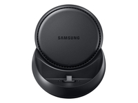 Samsung EE-MG950 Smartphone Schwarz Handy-Dockingstation (Schwarz)