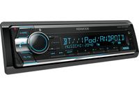 Kenwood Electronics KDC-X5100BT 200W Bluetooth Schwarz Auto Media-Receiver (Schwarz)