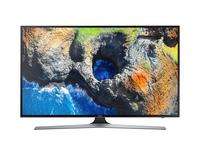 Samsung UE55MU6179U 55Zoll 4K Ultra HD Smart-TV WLAN Schwarz LED-Fernseher (Schwarz)