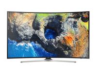 Samsung UE55MU6279 55Zoll 4K Ultra HD Smart-TV WLAN Schwarz LED-Fernseher (Schwarz)
