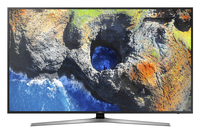 Samsung UE75MU6179 75Zoll 4K Ultra HD Smart-TV WLAN Schwarz LED-Fernseher (Schwarz)