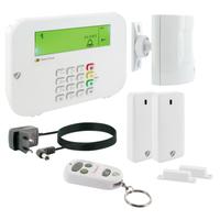 Schwaiger HG1000 532 Weiß Sicherheitsalarmsystem (Weiß)