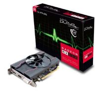 Sapphire 11268-03-20G Radeon RX 550 2GB GDDR5 Grafikkarte (Schwarz)
