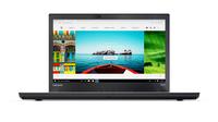 Lenovo ThinkPad T470 2.3GHz i5-6200U 14Zoll 1920 x 1080Pixel Schwarz Notebook (Schwarz)