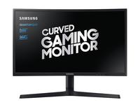 Samsung C24FG73 LED 23.5Zoll Full HD Schwarz Gebogen Computerbildschirm (Schwarz)