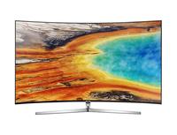 Samsung UE49MU9009TXZG 49Zoll 4K Ultra HD Smart-TV WLAN Silber LED-Fernseher (Silber)