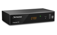Strong SRT 8541 Terrestrisch Full-HD Schwarz TV Set-Top-Box (Schwarz)