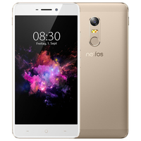 Neffos X1 Max 5.5Zoll Dual SIM 4G 3GB 32GB 3000mAh Gold (Gold)
