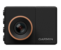 Garmin Dash Cam 55 WLAN Schwarz Dashcam (Schwarz, Orange)