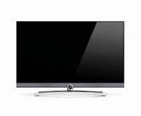 LOEWE bild 5.48 48Zoll 4K Ultra HD Smart-TV WLAN Grau, Metallisch LED-Fernseher (Grau, Metallisch)
