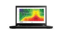 Lenovo ThinkPad P51 2.9GHz i7-7820HQ 15.6Zoll 1920 x 1080Pixel Schwarz Mobiler Arbeitsplatz (Schwarz)