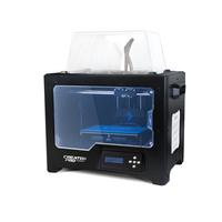 Flashforge Creator Pro Schmelzfadenherstellung (FFF) 3D-Drucker (Schwarz)