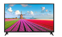 LG 43LJ594V 43Zoll Full HD Smart-TV WLAN Schwarz LED-Fernseher (Schwarz)