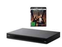 Sony UBPX800 Blu-Ray-Player 7.1Kanäle 3D Schwarz (Schwarz)
