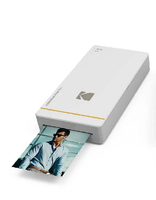 Kodak PM210W Tintenstrahl WLAN Weiß Fotodrucker (Weiß)