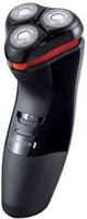 Remington PR1330 Rotationstrasierer Trimmer Schwarz, Rot Herrenrasierapparat (Schwarz, Rot)