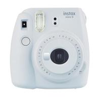Fujifilm Instax Mini 9 62 x 46mm Weiß Sofortbild-Kamera (Weiß)