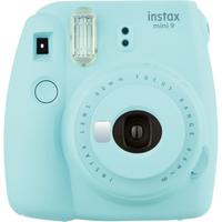Fujifilm Instax Mini 9 62 x 46mm Blau Sofortbild-Kamera (Blau)