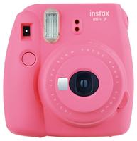 Fujifilm Instax Mini 9 62 x 46mm Pink Sofortbild-Kamera (Pink)