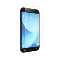 InvisibleShield Glass+ Klare Bildschirmschutzfolie Galaxy J3 (2017) 1Stück(e) (Transparent)