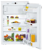 Liebherr IK 1624 Eingebaut 134l A++ Weiß Kühlschrank mit Gefrierfach (Weiß)