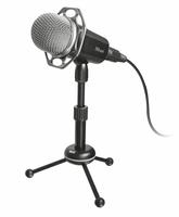 Trust Radi USB All-Round PC microphone Verkabelt Schwarz (Schwarz)