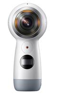Samsung Gear 360 (2017) 15MP 4K Ultra HD CMOS WLAN 130g Actionsport-Kamera (Weiß)