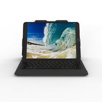 ZAGG ID9RMK-BBG Bluetooth QWERTZ Schwarz Tastatur für Mobilgeräte (Schwarz)