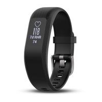 Garmin vívosmart 3 Wristband activity tracker OLED Kabellos Schwarz (Schwarz)
