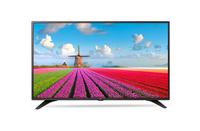 LG 55LJ615V 55Zoll Full HD Smart-TV WLAN Schwarz LED-Fernseher (Schwarz)
