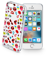Cellularline STYCS17POPIPH5 4Zoll Abdeckung Mehrfarben Handy-Schutzhülle (Mehrfarben)