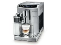 DeLonghi PRIMADONNA S EVO ECAM 510.55.M Freistehend Vollautomatisch Filterkaffeemaschine Silber (Silber)