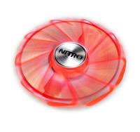 Sapphire NITRO Gear LED Videokarte Ventilator (Durchscheinend)