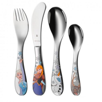 WMF Disney Frozen Toddler cutlery set Mehrfarben, Edelstahl Edelstahl (Mehrfarben, Edelstahl)