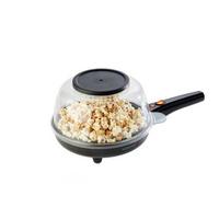 Korona 41050 800W Schwarz Popcornmaschine (Schwarz)