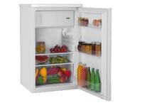 Amica KS 15413 W Freistehend 95l A++ Weiß Kühlschrank mit Gefrierfach (Weiß)