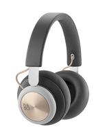 B&O PLAY H4 Kopfband Binaural Verkabelt Dunkelgrau, Grau Mobiles Headset (Dunkelgrau, Grau)