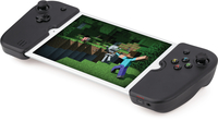 Gamevice GV140 Gamepad iOS Schwarz Spiele-Controller (Schwarz)