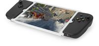 Gamevice GV150 Gamepad iOS Schwarz Spiele-Controller (Schwarz)