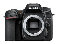 Nikon D7500 SLR-Kameragehäuse 20.9MP CMOS 5568 x 3712Pixel Schwarz (Schwarz)