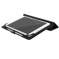 Tucano TAB-FAP8-BK 8Zoll Blatt Schwarz Tablet-Schutzhülle (Schwarz)