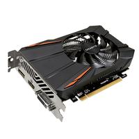 Gigabyte GV-RX550D5-2GD Radeon RX 550 2GB GDDR5 Grafikkarte (Schwarz)