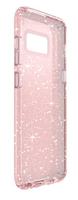 Speck Presidio Clear + Glitter Abdeckung Gold,Pink (Gold, Pink)