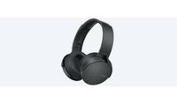 Sony MDR-XB950N1B Schwarz ohrumschließend Kopfband Kopfhörer (Schwarz)