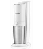 SodaStream Crystal 2.0 premium Weiß Kohlensäureerzeuger (Weiß)