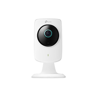 TP-LINK HD Day/Night Wi-Fi Camera (NC260) IP security camera Innenraum Kubus Weiß (Weiß)